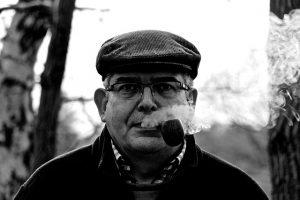 パイプ喫煙